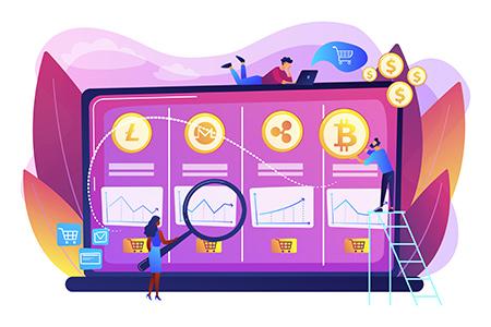 تحلیل ارزهای دیجیتال