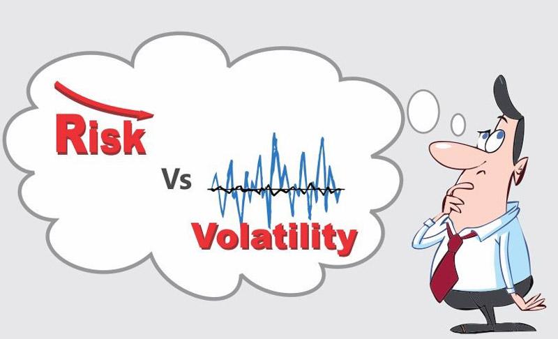ریسک در بازار بورس